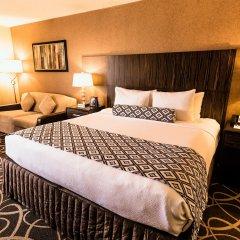 Отель Crowne Plaza Hotel-Newark Airport США, Элизабет - отзывы, цены и фото номеров - забронировать отель Crowne Plaza Hotel-Newark Airport онлайн комната для гостей фото 4