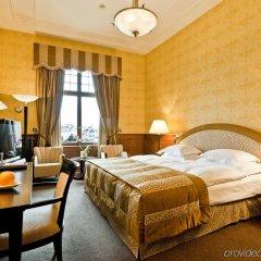 Grand Hotel Les Trois Rois комната для гостей фото 2
