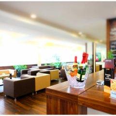 Отель Motel Plus Berlin интерьер отеля