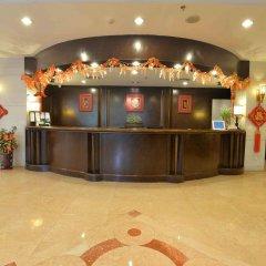 Отель Ming Wah International Convention Centre Шэньчжэнь интерьер отеля