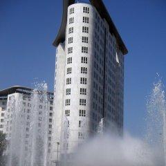 Отель Sercotel Sorolla Palace вид на фасад фото 4