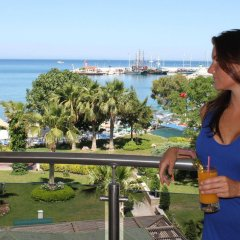 L'ancora Beach Hotel - All Inclusive пляж фото 2