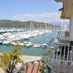 Doruk Турция, Фетхие - отзывы, цены и фото номеров - забронировать отель Doruk онлайн балкон