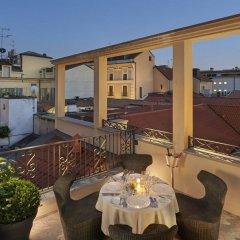 Отель Mandarin Oriental, Milan балкон