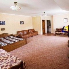 Гостиница Edelweiss комната для гостей фото 5