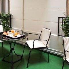 Hotel Balmoral - Champs Elysees Париж балкон