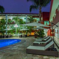 Отель Estancia Мексика, Гвадалахара - отзывы, цены и фото номеров - забронировать отель Estancia онлайн бассейн фото 2