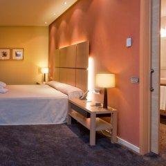 Отель Silken Puerta de Valencia Испания, Валенсия - 5 отзывов об отеле, цены и фото номеров - забронировать отель Silken Puerta de Valencia онлайн комната для гостей фото 4