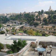 St Andrews Guest House Израиль, Иерусалим - отзывы, цены и фото номеров - забронировать отель St Andrews Guest House онлайн балкон
