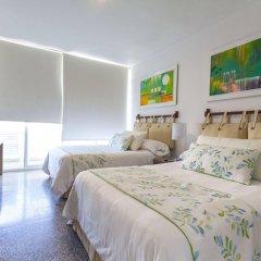 Отель Apartamento Turístico Edificio Calima Колумбия, Сан-Андрес - отзывы, цены и фото номеров - забронировать отель Apartamento Turístico Edificio Calima онлайн комната для гостей фото 4