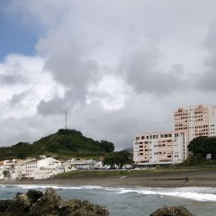 Апартаменты Lila Beach Apartment Понта-Делгада пляж