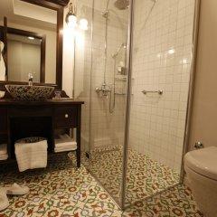 Отель Akanthus Ephesus Сельчук ванная