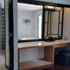 Отель Z Through By The Zign Таиланд, Паттайя - отзывы, цены и фото номеров - забронировать отель Z Through By The Zign онлайн комната для гостей фото 2