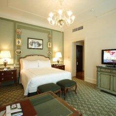 Four Seasons Hotel Firenze 5* Стандартный номер с различными типами кроватей фото 7
