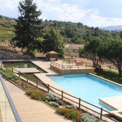 Douro Cister Hotel Resort Rural & Spa Байао балкон