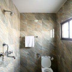 Отель Alpine Hotel & Apartment Непал, Катманду - отзывы, цены и фото номеров - забронировать отель Alpine Hotel & Apartment онлайн ванная фото 2