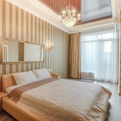 Апартаменты Barkar Apartments комната для гостей