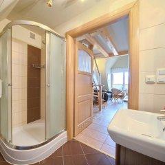Апартаменты VisitZakopane Vanilla Apartments Косцелиско ванная