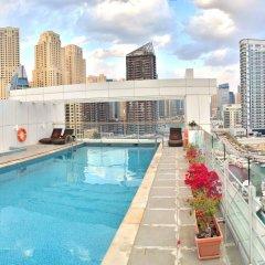 Отель Jannah Marina Bay Suites бассейн фото 2