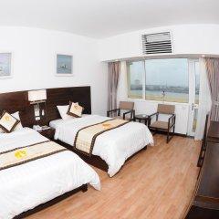 Quang Ba Trade Union Hotel комната для гостей фото 2
