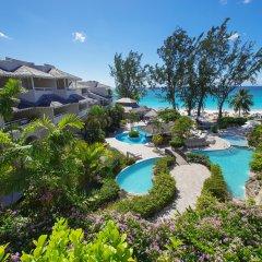 Отель Bougainvillea Barbados балкон