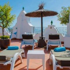 Hotel La Fonda пляж фото 2