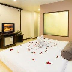 ?Baya Phuket Hotel 3* Стандартный номер с различными типами кроватей