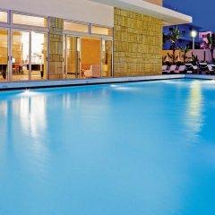 Отель Athena Родос бассейн