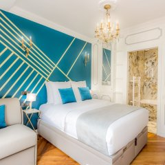 Отель Luxury 2 bedroom 2.5 bathroom Louvre Франция, Париж - отзывы, цены и фото номеров - забронировать отель Luxury 2 bedroom 2.5 bathroom Louvre онлайн фото 19