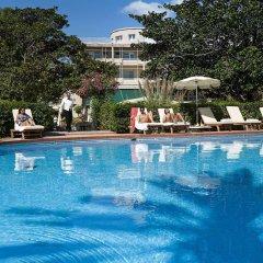 Отель Mondello Palace Hotel Италия, Палермо - отзывы, цены и фото номеров - забронировать отель Mondello Palace Hotel онлайн бассейн фото 2