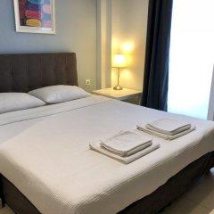 Отель Sokratous Private Apartments Греция, Салоники - отзывы, цены и фото номеров - забронировать отель Sokratous Private Apartments онлайн комната для гостей фото 4