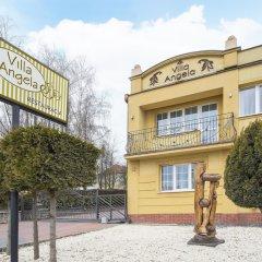 Отель Villa Angela Польша, Гданьск - 1 отзыв об отеле, цены и фото номеров - забронировать отель Villa Angela онлайн спортивное сооружение