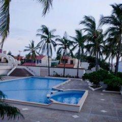 Отель Condominio Hacienda del Sol Масатлан детские мероприятия