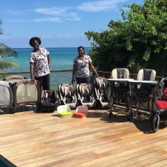 Отель Tallawah Villa, Silver Sands Jamaica 7BR фитнесс-зал