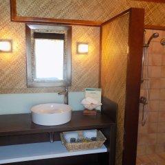 Отель Maitai Polynesia Французская Полинезия, Бора-Бора - отзывы, цены и фото номеров - забронировать отель Maitai Polynesia онлайн ванная
