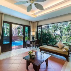 Отель Ravindra Beach Resort And Spa комната для гостей фото 2