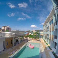 Отель Phuket Airport Place бассейн фото 3