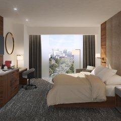 Отель Doubletree By Hilton Mexico City Santa Fe Мехико комната для гостей фото 4