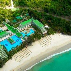 Отель Le Meridien Phuket Beach Resort фото 9