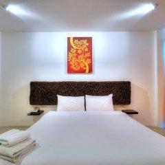 Отель Bs Residence Suvarnabhumi Бангкок комната для гостей фото 4