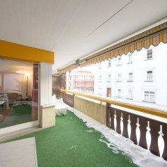 Отель Albl Швейцария, Давос - отзывы, цены и фото номеров - забронировать отель Albl онлайн балкон