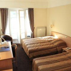 Hotel Lafayette комната для гостей