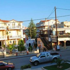 Отель Planos Beach парковка