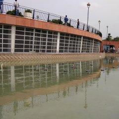Отель Fabhotel Kailash Colony Metro Station