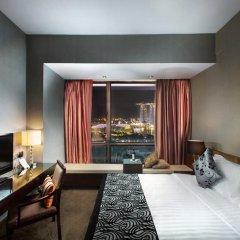 Peninsula Excelsior Hotel Сингапур комната для гостей