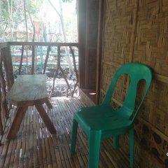 Отель Bohol Coco Farm Hostel Филиппины, Дауис - отзывы, цены и фото номеров - забронировать отель Bohol Coco Farm Hostel онлайн балкон