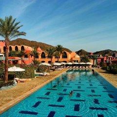 Отель Miramar Resort Taba Heights бассейн