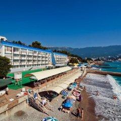 Гостиница Левант пляж фото 2