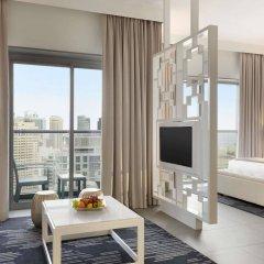 Отель Wyndham Dubai Marina Дубай комната для гостей