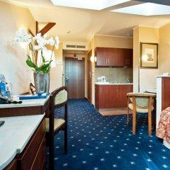 Отель Crown Piast удобства в номере фото 2